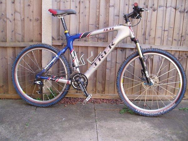 My Bike Carbon Mtb Trek Elite 9 8 Oclv Vintage Retro