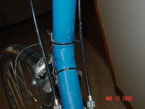 Frame Mystery - bikejournal com forum