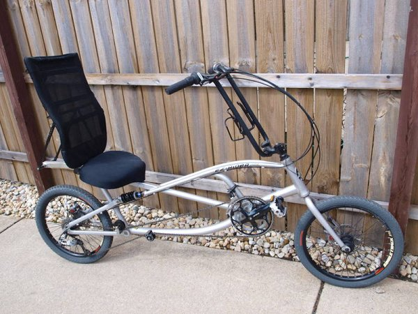 Clwb Recumbent Bike Click To Enlarge